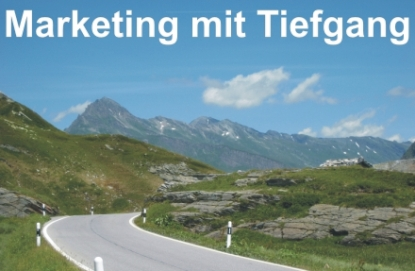 Marketing mit Tiefgang